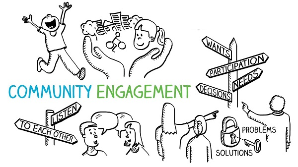 Boost community Engagement