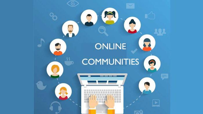 What benefits can Online Communities offer to members?